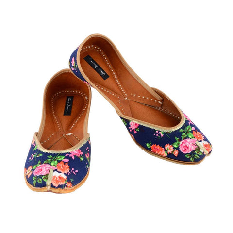 Blue Floral - The Ethnic Fix - Dubai - UAE