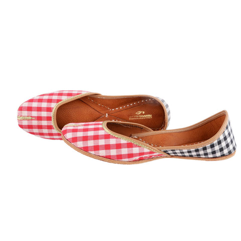 Gingham Red - The Ethnic Fix - Dubai - UAE