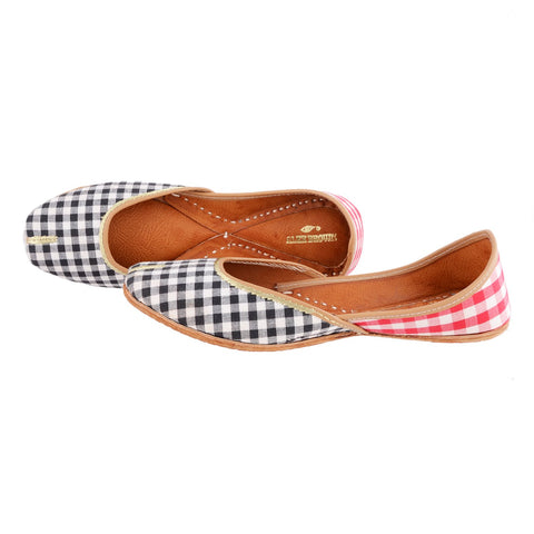 Gingham Black - The Ethnic Fix - Dubai - UAE