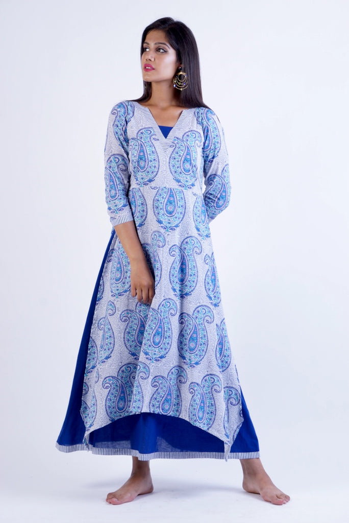 Layered Maxi - The Ethnic Fix - Dubai - UAE