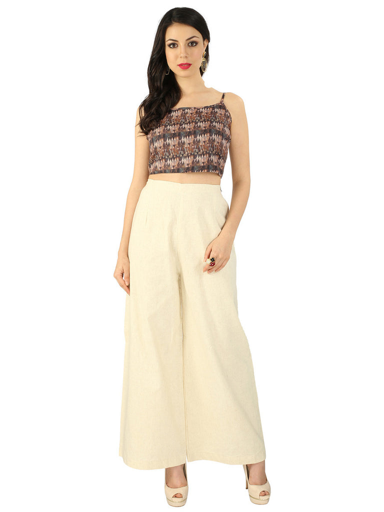 Boho Chic Palazzo Set - The Ethnic Fix - Dubai - UAE