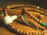 Mala beads: How to use them to meditate