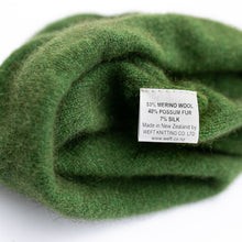 Warm Winter Greens - Beanies