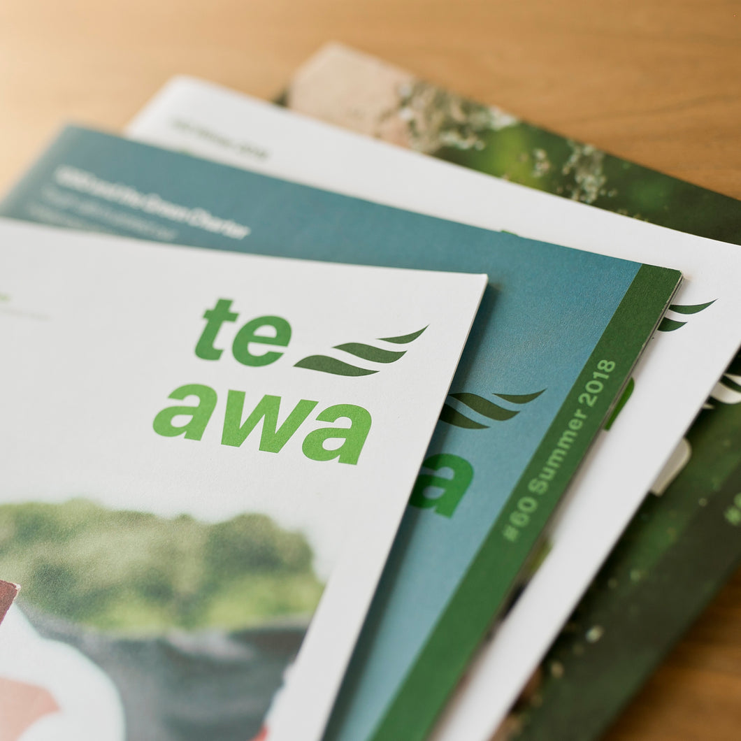 Te Awa - Current & Back Issues