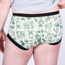 Green Party Thunderpants 2020 - Womens BRIEFS