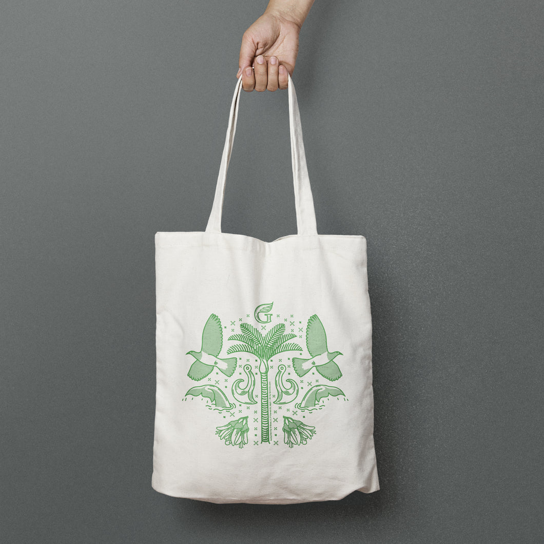 2021 Green Party Tote Bag