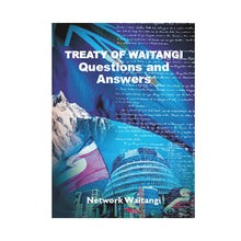 Treaty of Waitangi Q&A Book