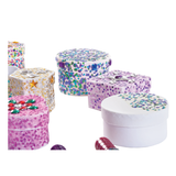Glittery Treasure Boxes - Creative Kit for Girls