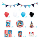 Pirate Birthday Party Kit