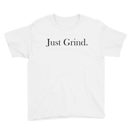 Youth Just Grind Tee