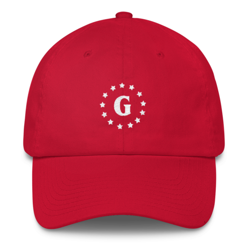 G Star Dad Cap