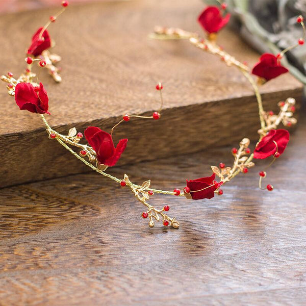 Charming Eye-Catcher Flower Wedding Headpiece, Wedding Accessories, VB0601