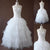 Sweetheart Lace Up Simple Design Ball Gown White Tulle Wedding Dresses, BG0326