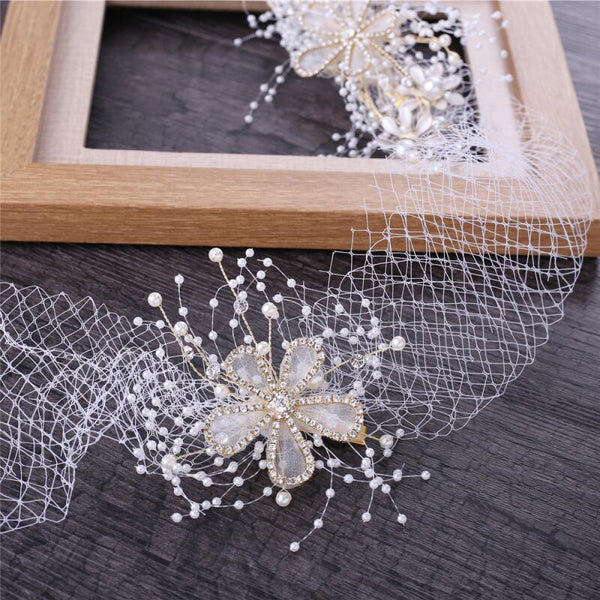 Newest Wedding Accessories, Wedding Headpiece, VB0599