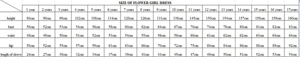 Cute Applique Chiffon Ball Gown Flower Girl Dresses with Bow , TYP0281