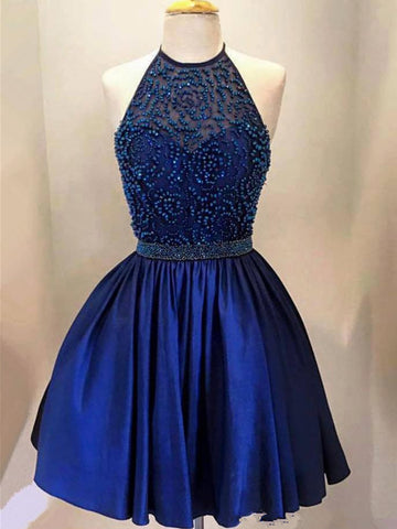 products/navy-blue-short-homecoming-dresses-2017-halter-cheap-bead-sweet-16-ball-gown-beading-short-prom-dress-cocktail-party-gowns-ba2821-cheap.jpg