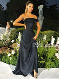 New Arrival Straight A-line Long Prom Dresses Evening Dresses.PD1143