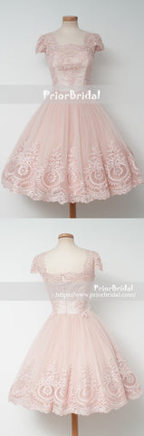 products/Blush_Pink_Lace_Cap_Sleeves_Square_Neck_Homecoming_Dresses_BD00219-2.jpg