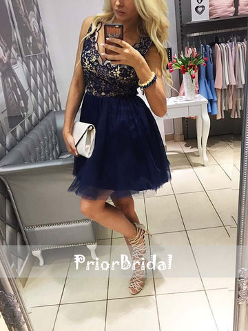 products/Royal_Blue_Lace_Top_Tulle_Sleeveless_V-neck_Homecoming_Dresses_BD00221-1.jpg