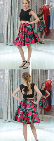 products/Two_Piece_Black_Lace_Floral_Prints_Open_Back_Homecoming_Dresses_BD00231-2.jpg