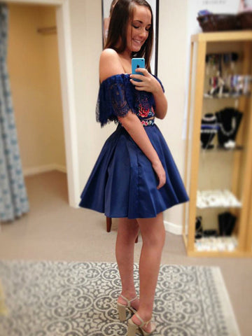 products/Two_Piece_Off_Shoulder_Floral_Prints_Royal_Blue_Homecoming_Dresses_BD00227-1.jpg