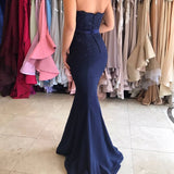 Popular Sexy Mermaid Charming Sweetheart Bridesmaid Dresses, PM0212 - Prom Muse