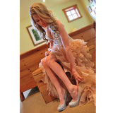 Inexpensive Popular Fashion Sexy Long Evening Prom Dresses, PM0770 - Prom Muse