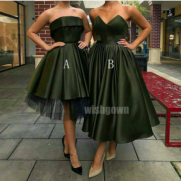 Elegant Simple Cheap Short Homecoming Dresses YWP113