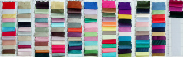 Fabric Swatch, Fabric Sample (please leave the colors and dress SKU in the note box after checking out) - Prom Muse