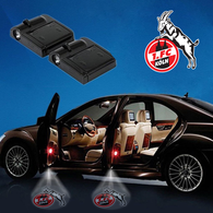 CarfbGE1-14 KOLN WIRELESS LED CAR DOOR PROJECTORS