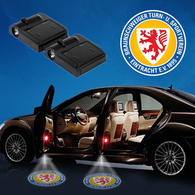 CarfbGE2-04-Eintracht Braunschweig WIRELESS LED CAR DOOR PROJECTORS