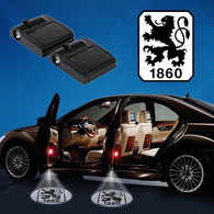 CarfbGE2-12 Munchen 1860 WIRELESS LED CAR DOOR PROJECTORS