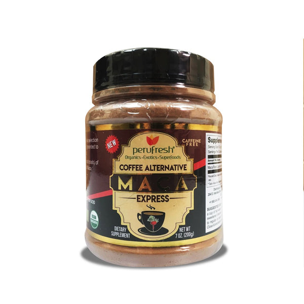 MACA EXPRESS (Coffee Alternative) 7 OZ.