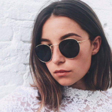 FREE Retro Round Sunglasses