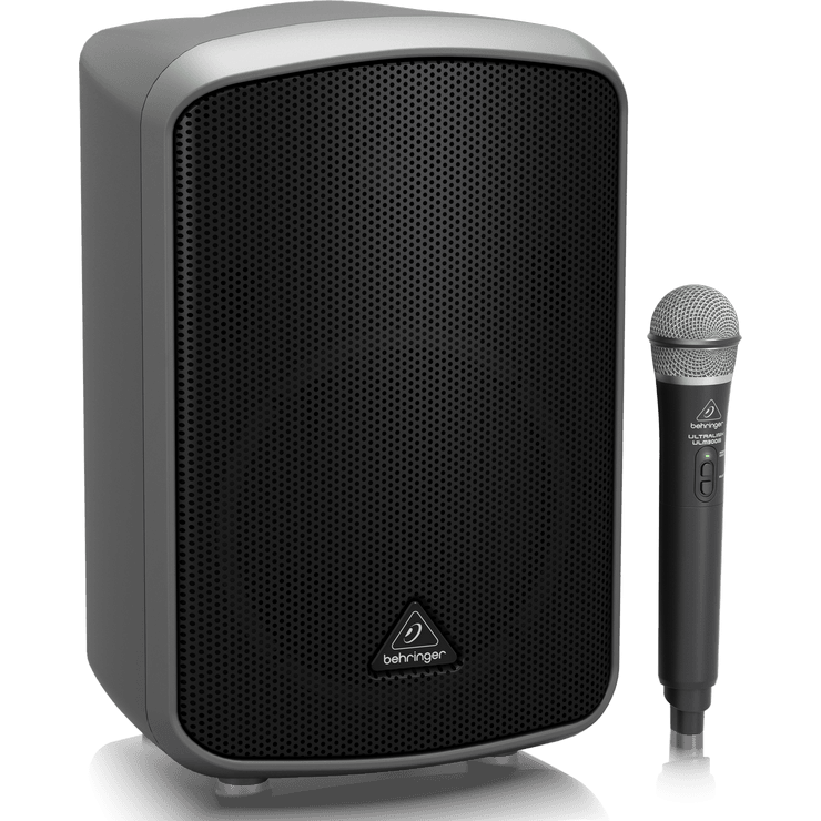 Behringer - Speakers, Portable PA, Amplifiers, Mixers, Processors