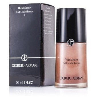 Fluid Sheer - No. 3 Golden Bronze