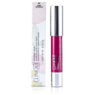 Clinique Chubby Stick - No. 07 Super Strawberry
