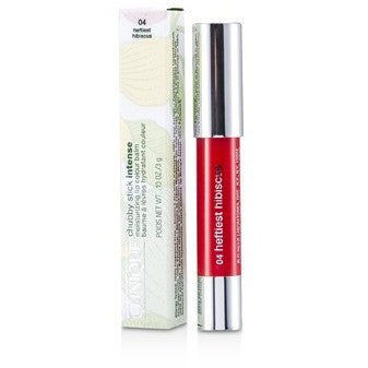 Clinique Chubby Stick Intense Moisturizing Lip Colour Balm - No. 4 Heftiest Hibiscus