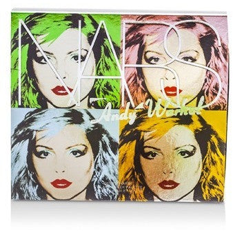 Andy Warhol Collection Debbie Harry Eye And Face Palette: 4x Eyeshadows ...