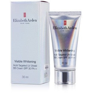 Visible Whitening Multi Targeted UV Shield BB Cream SPF30 - Shade 02