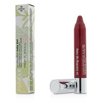 Clinique Chubby Stick Baby Tint Moisturizing Lip Colour Balm - No. 02 Coming Up Rosy