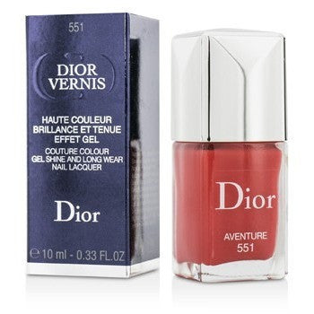 Dior Vernis Couture Colour Gel Shine & Long Wear Nail Lacquer - No. 551 Aventure