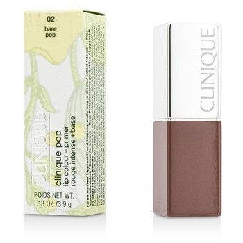 Clinique Pop Lip Colour + Primer - No. 02 Bare Pop