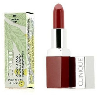 Clinique Pop Lip Colour + Primer - No.  07 Passion Pop