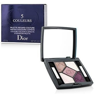 5 Couleurs Couture Colours and Effects Eyeshadow Palette - No. 166 Victoire