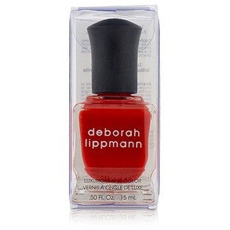 Luxurious Nail Color - Footloose (Rebellious Red Creme)