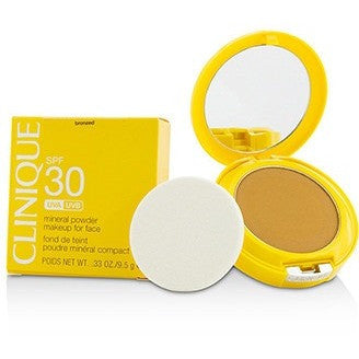 Sun SPF 30 Mineral Powder Makeup For Face - Bronzed