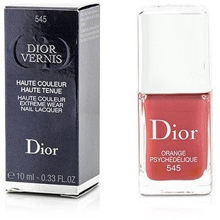 Dior Vernis Haute Couleur Extreme Wear Nail Lacquer - No. 545 Psychedelic Orange