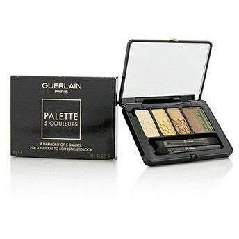 5 Couleurs Eyeshadow Palette - No.  03 Coque D'Or
