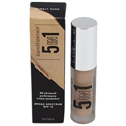 BareMinerals 5 In 1 BB Advanced Performance Cream Eyeshadow Primer SPF 15 - Barely Nude